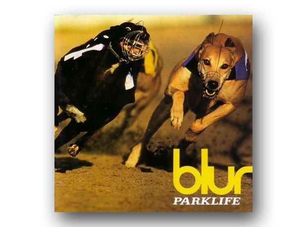 Blur - Parklife album cover