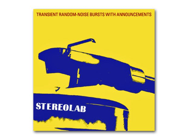 Stereolab - Transient Random-Noise Burst With Anno