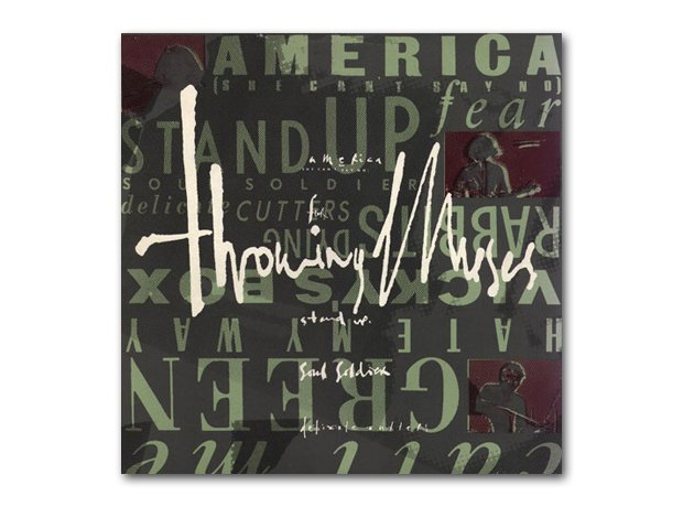 Throwing Muses - Throwing Muses album cover