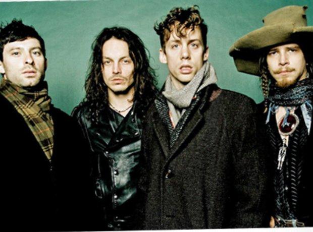 Razorlight in worse dressed rock stars