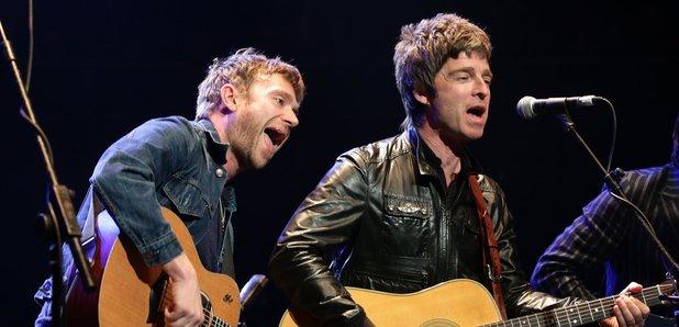 Noel Gallagher Damon Albarn Teenage Cancer Trust