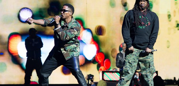 A Tribe Called Quest live