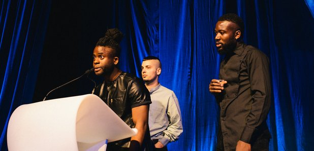 Young Fathers SAY Awards 2014