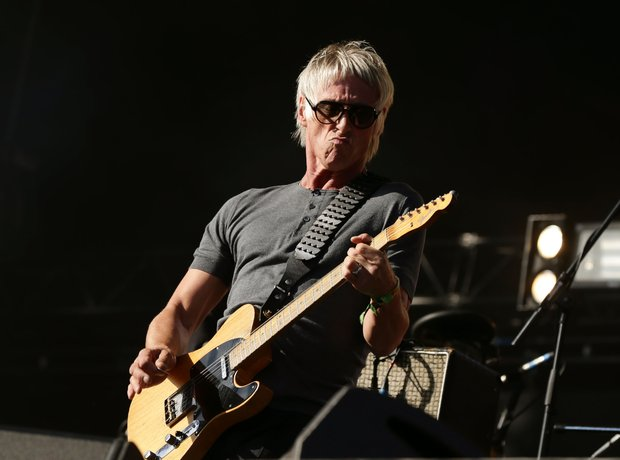 Paul Weller at T In The Park 2014