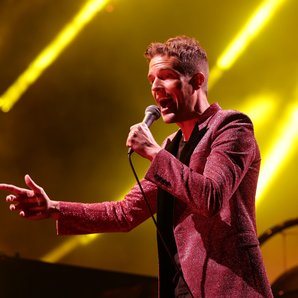 The Killers at V Festival 2014 Chelmsford