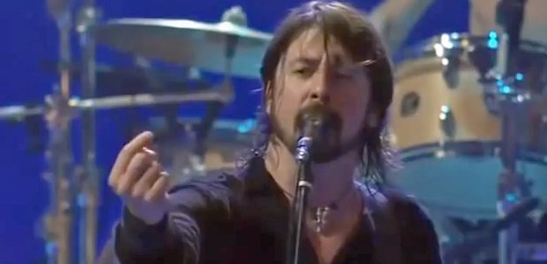 Foo Fighters iTunes Meltdown