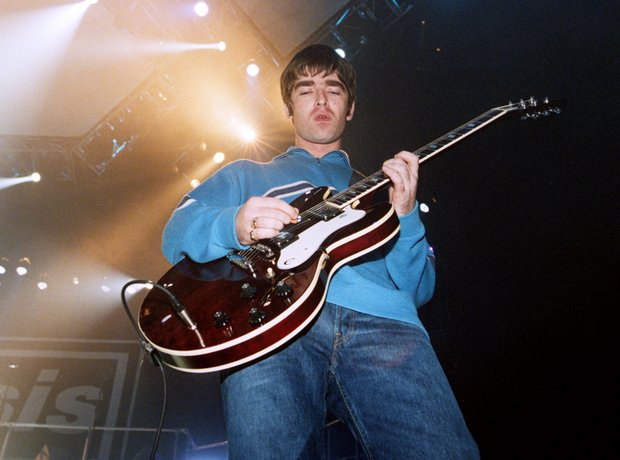 Young Noel Gallagher
