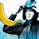 Jack White and a banana 618
