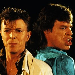Mick Jagger & David Bowie