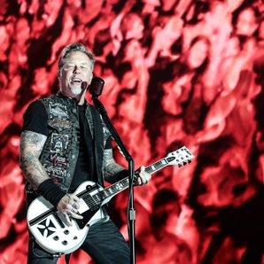Reading Festival 2015 Saturday - Metallica