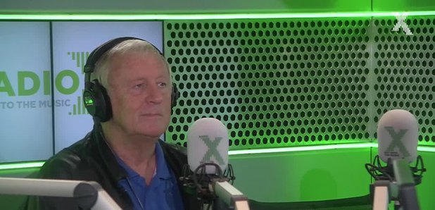 Chris Tarrant on Radio X 1 October 2015
