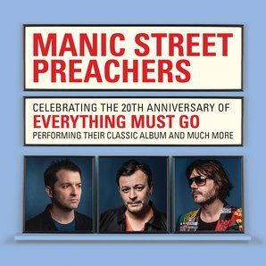 Manic Street Preachers announcement 2015