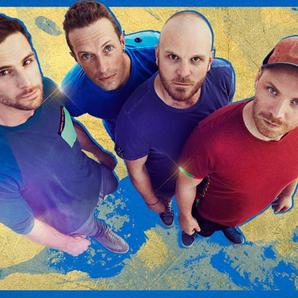 Coldplay Super Bowl screen shot Twitter
