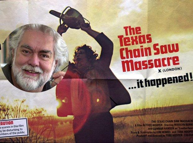 Gunnar Hansen Texas Chain Saw Massacre