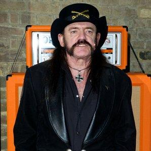 Lemmy Motorhead Classic Rock N Roll Of Honour 2012