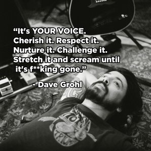 The World According To Grohl Quotes