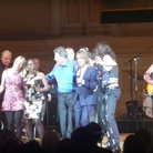 Iggy Pop performs David Bowie's The Jean Genie at