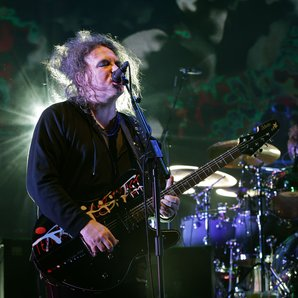 The Cure live 2014