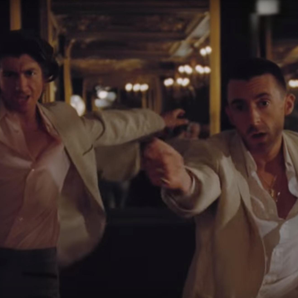 The Last Shadow Puppets Miracle Aligner Video