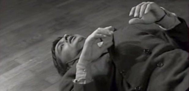 Alain Delon in L'Insoumis