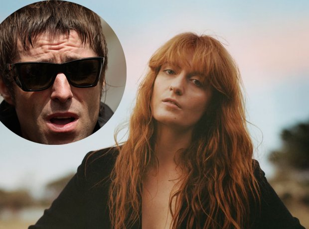 Liam Gallagher's 20 Greatest Insults - On Florence And The Machine
