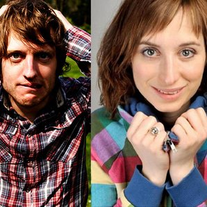 Elis James and Isy Suttie