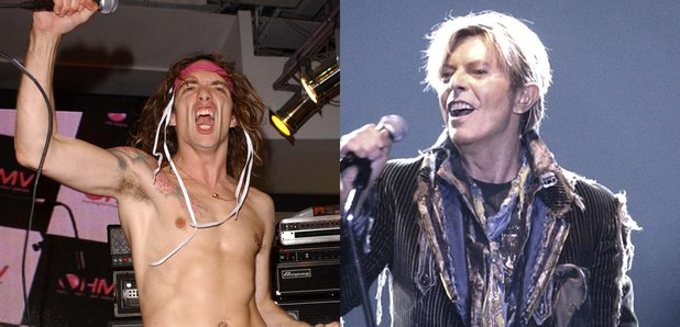 The Darkness and David Bowie