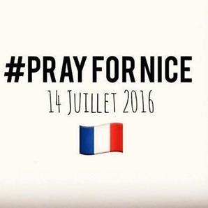 Pray For Nice Image Twitter