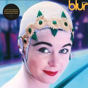 Blur Leisure reissue artwork