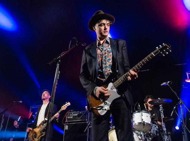 Pete Doherty Kendal Calling Performance Images 201