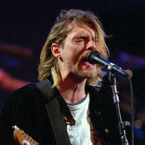 Nirvana Kurt Cobain Live December 1993