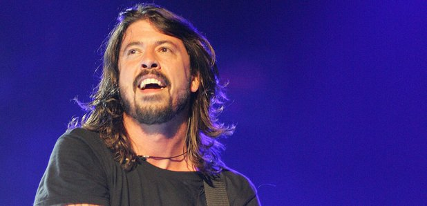 Dave Grohl Foo Fighters 2007