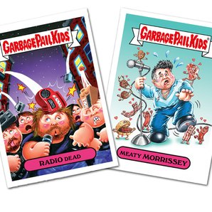 Garbage Pail Kids Music Square