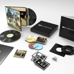 Oasis Be Here Now Box Set
