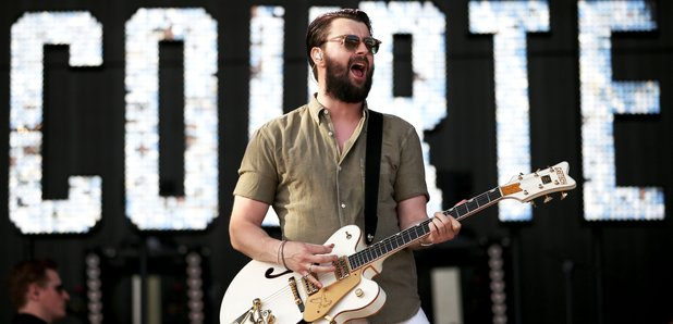 Liam Fray Courteeners 2016
