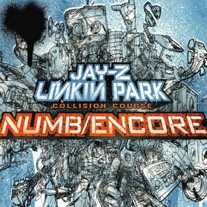 Jay Z and Linkin Park Numb Encore album art