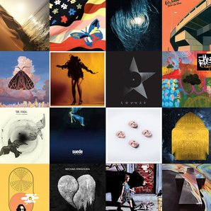 Best Vinyl Art 2016