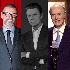 George Michael David Bowie George Martin