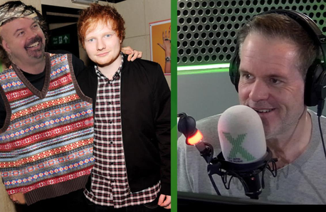 Dom pretends to be Ed Sheeran's friend Chris Moyle