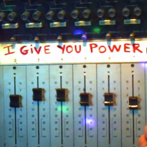 I Give You Power Arcade Fire