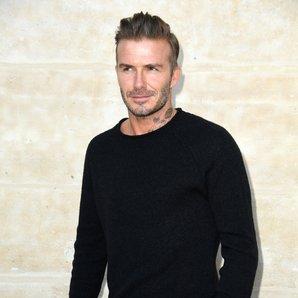 David Beckham in 2016