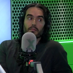 Russell Brand on The Chris Moyles Show