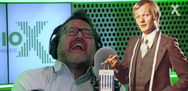 Guy Garvey Elbow Are You Being Served still Moyles
