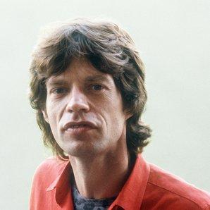 Mick Jagger Rolling Stones 1982