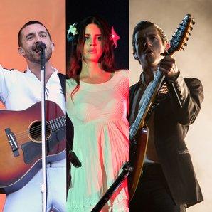 Miles Kane, Lana Del Rey, Alex Turner