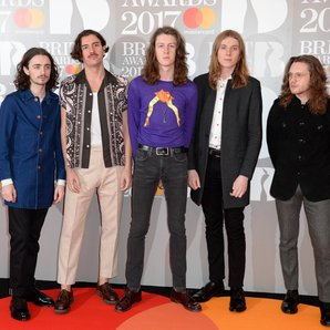 Blossoms at BRIT Awards 2017