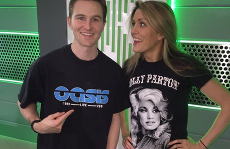 Dave and Pippa Wear It For War Child Week