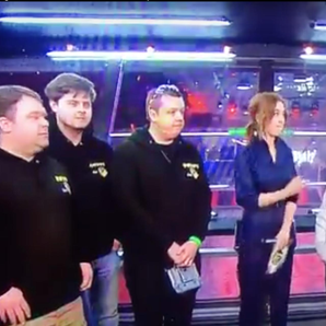 Robot Wars contestant walks off after losing to ki