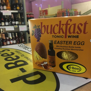 Buckfast Easter Egg picture