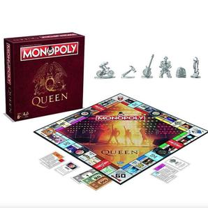 Queen Monopoly Board Instagram Brian May
